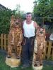Tiere des Waldes und der Wiesen
